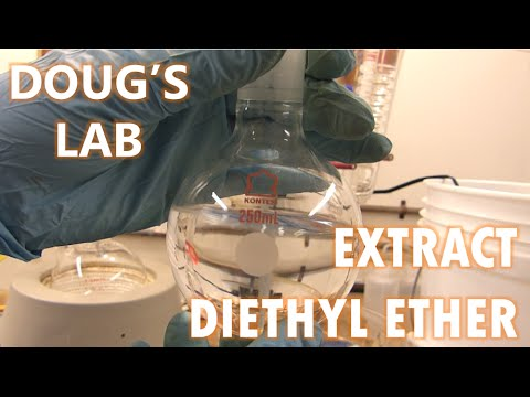 Extract Diethyl Ether