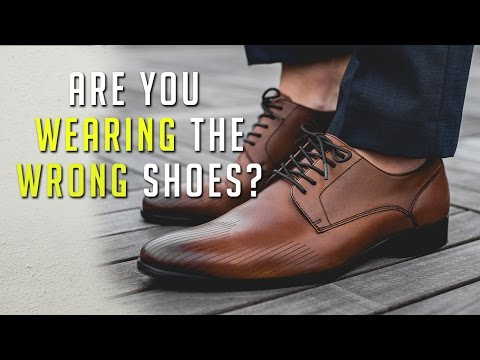 5 Dress Shoes Every Guy Needs to Own || Menswear Style Tips || Gent's Lounge
