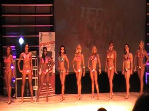 Bikini Model UFE Chaos Montreal 2012 T-Walk + Posing Finals.MOD