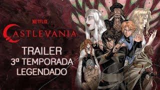Castlevania serie 3 temporada