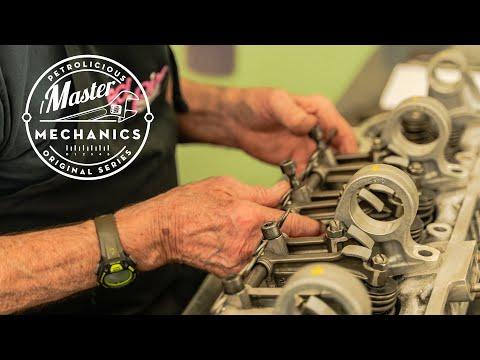 Master Mechanics: Ed Pink Racing Engines