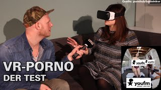 VR-Porno - der Test | YOU FM
