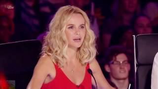 Best Funny illusions -  Britain's Got Talent