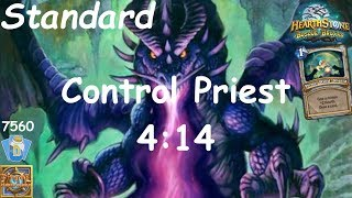 Hearthstone: Control Priest #3: Witchwood (Bosque das Bruxas) - Standard Constructed