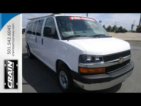 2014 chevrolet express passenger conway ar little rock ar bp4276 sold youtube. Black Bedroom Furniture Sets. Home Design Ideas