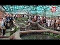 В Вологде открылся единственный в России Музей орхидей