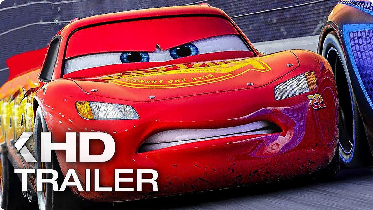 CARS Trailer YouTube - Fast car tra