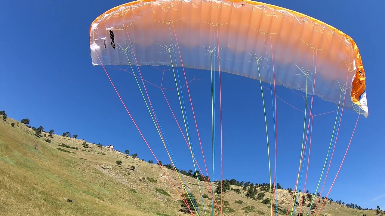 Repeat GOPRO | Paragliding Boulder Colorado by Jake Wurst