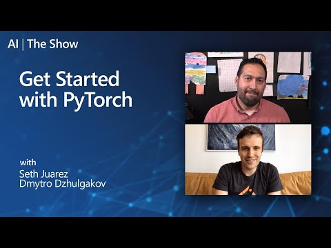 Get Started with PyTorch