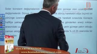 42) Klimatoloji Sıcaklık - I - Mehmet Zor (2017)