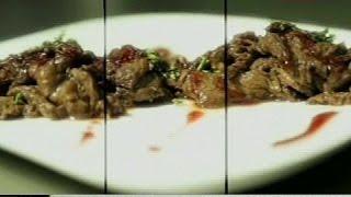 Bt: Kakaibang Luto Ng Beef Tapa, Nilagyan Ng Strawberry Sauce