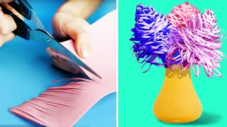 28 EASY PAPER CRAFTS || DIY DECOR, GIFTS AND TOYS