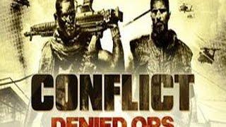 Играем в Conflict denied ops с Rick-ом. Часть 1