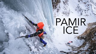 Pamir Pilgrimage - Frozen ice, frozen roads, and first ascents in Central Asia