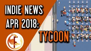 Best Tycoon and Business Management Indie Games -  Indie Game News April 2018