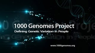 1000 Genomes Project: Defining Genetic Variation in People