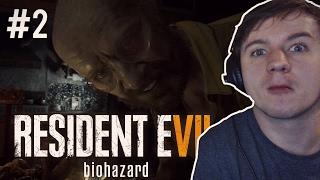 NIE BEDE JADŁ - Resident Evil 7 #2