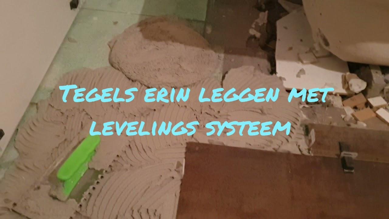tips en trucs waterdichte badkamer vloer maken
