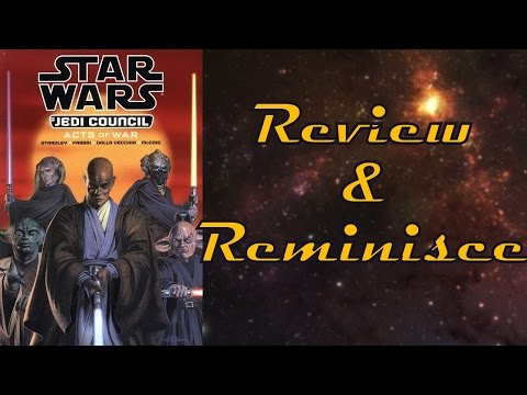 Review and Reminisce | Star Wars Jedi Council: Acts of War