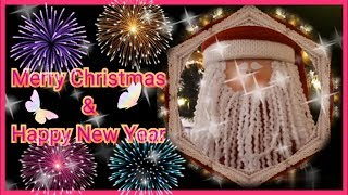 Merry Christmas and Happy New Year 2020 Christmas & New Year Greetings Whatsapp Status WHY TV