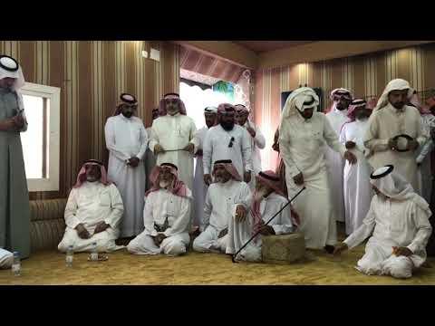 إقبالة الشيخ مانع بن صمعان بن نصيب على قبيلة آل شري وادعة في قضية مع المصعبين
