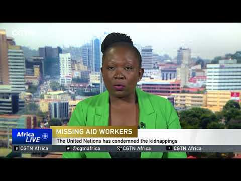World Vision International workers go missing in South Sudan