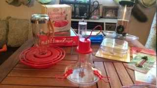 Hummingbird Feeder Review