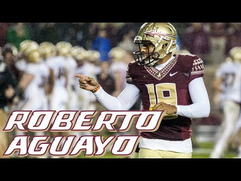Roberto Aguyao 2014 (All FG Attempts)