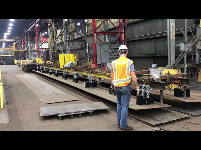 Custom Heavy Lifting Solutions | Magswitch Technology