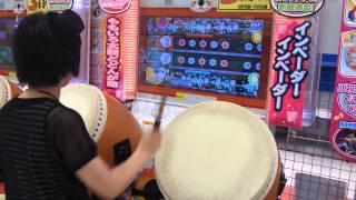 太鼓の達人 モモイロver. メルト(難)DP ツインフル byみくぴ~ みくぴ 検索動画 16