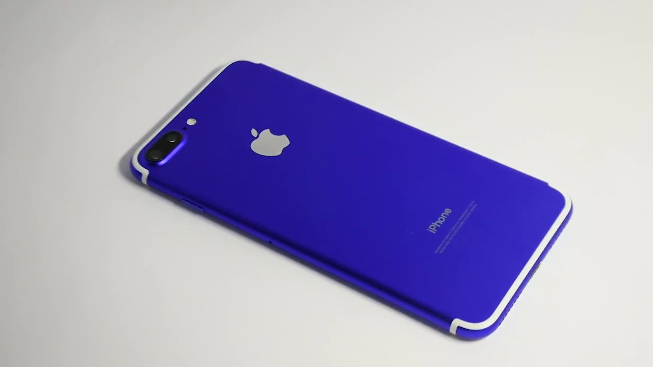 Iphone 7c Colors Iphone7 Blue Color