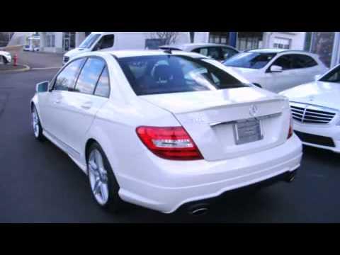 2012 Mercedes Benz C300w4 In Shrewsbury Ma 01545 Youtube