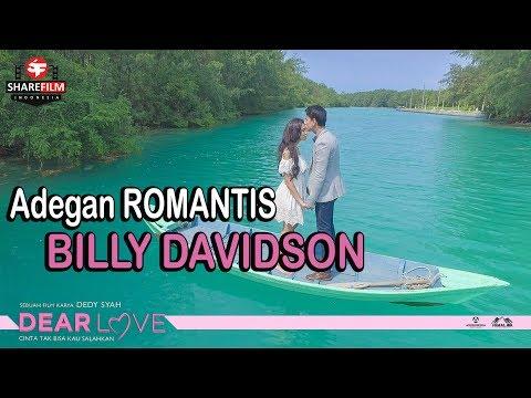 BILLY DAVIDSON - Romantis dalam film Dear Love