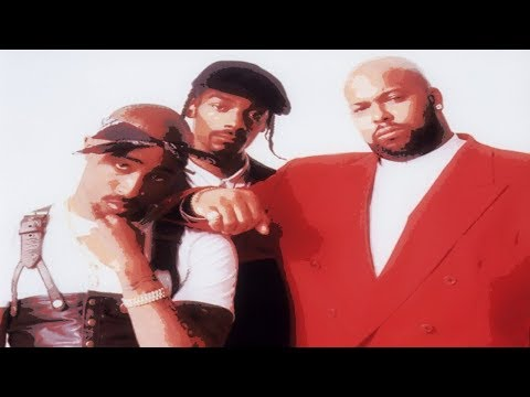 2Pac & Snoop - Death Row's Finest feat. Daz & Bad Azz (2018 NEW Song) [HD]