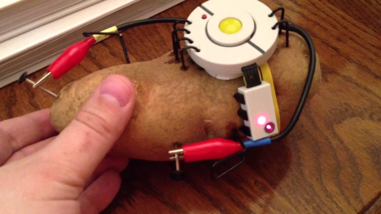 Glados Potato Youtube