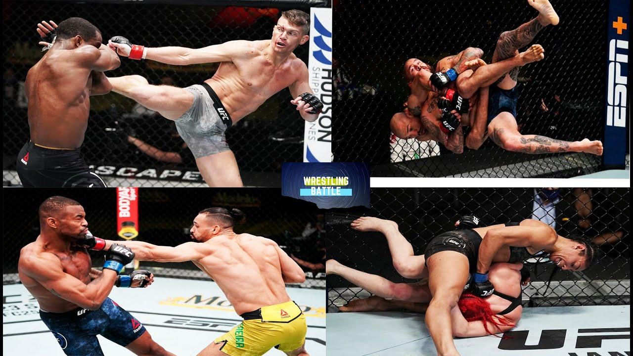 Ufc Vegas 17 Full Fight 2020 Thompson Vs Neal Shocking Results Ufc Vegas 17 Highlights Youtube