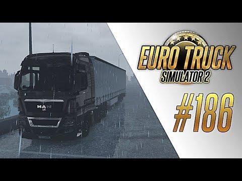 ДОРОГА НА ХАНТЫ-МАНСИЙСК - Euro Truck Simulator 2 - SeverMap V3.0 (1.33.2.19s) [#186]