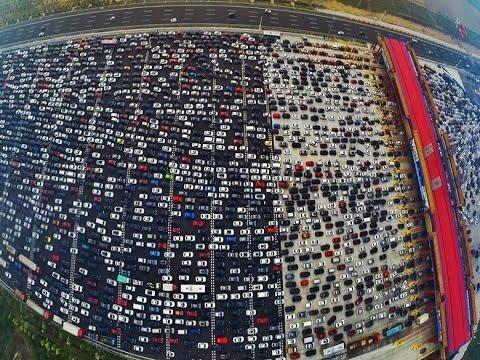 Worst Traffic in the World - Full Documentary