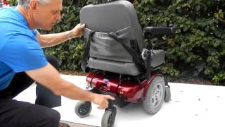 Invacare Pronto M94 Power Chair Like New by Marc
