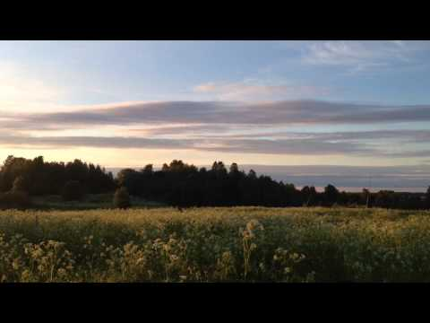 Весёлая песенка караоке (минус)