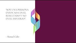 Manuel Cidre - Me hizo un mejor ser humano