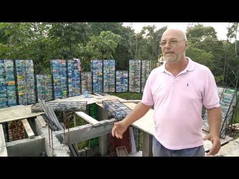 Bringing Internet to the Jungle at Plastic Bottle Village, Panama - OpenSourceLowTech.org