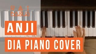 Video Anji - Dia Piano Cover download MP3, 3GP, MP4, WEBM, AVI, FLV Oktober 2017