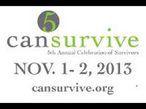 canSURVIVE 2013 presented by Myriad Genetics