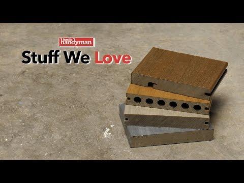 Stuff We Love: NewTechWood Composite Decking