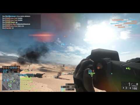 Battlefield 4 Funny Chat Reaction