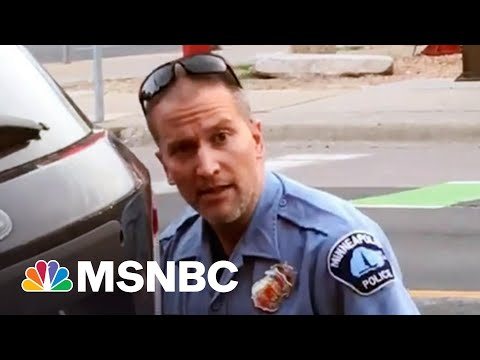 Chauvin's Fmr. Supervisor: Restraint Of Floyd Violated Policy | The 11th Hour | MSNBC