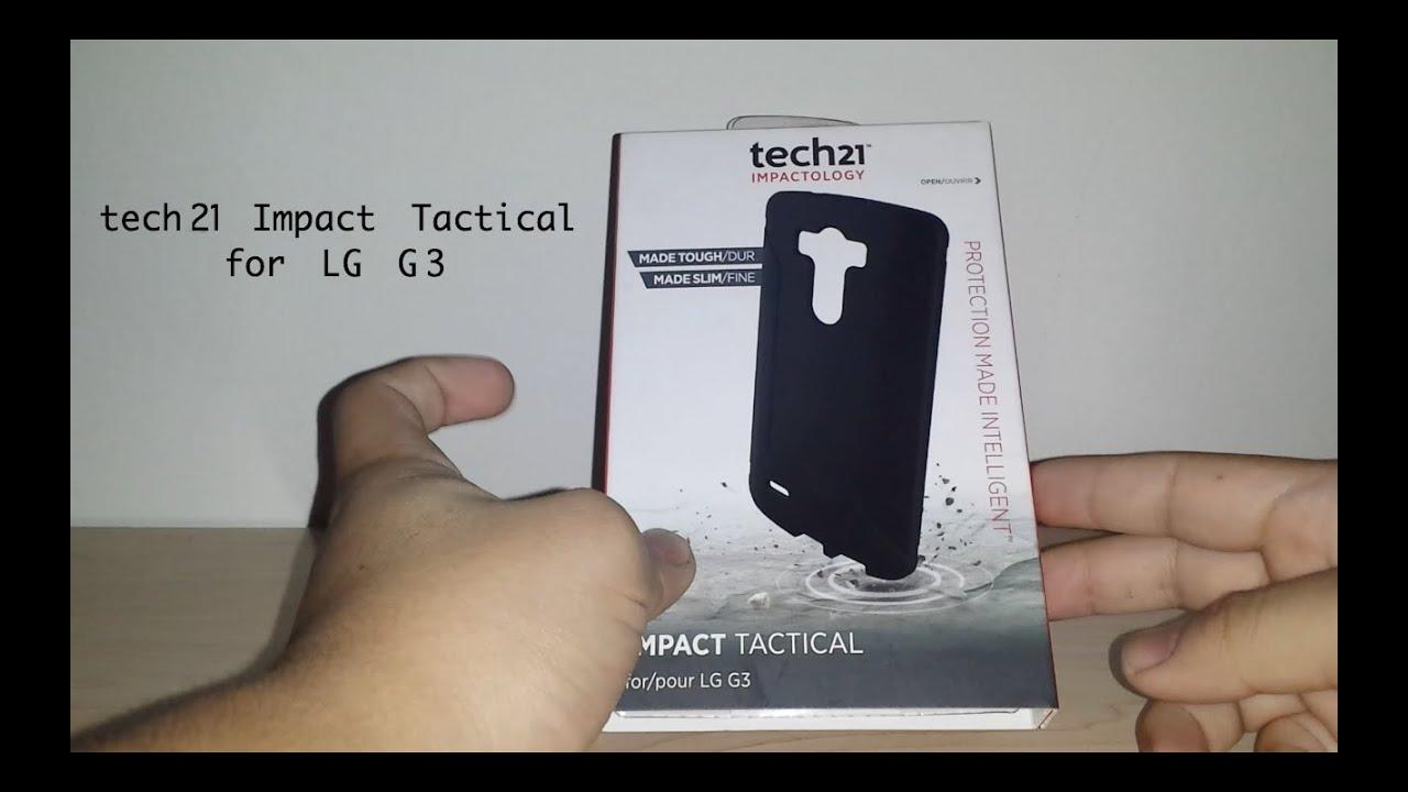 best service 54688 7d578 [REVIEW] Tech21 Impact Tactical case for LG G3