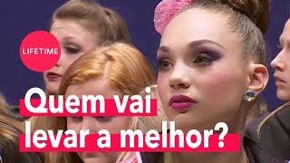 Kendall, Maddie e Mackenzie se enfrentam por disputa nacional | DANCE MOMS | LIFETIME