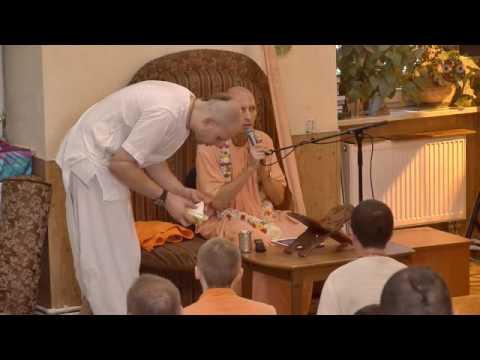 Шримад Бхагаватам 4.21.8 - Бхакти Ананта Кришна Госвами